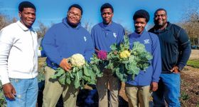 Growing up Growing Food – Outdoor Classrooms Make a Difference