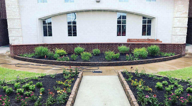 Rennell Elementary Garden